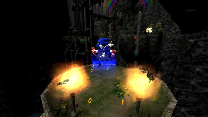 Sonic World Hero