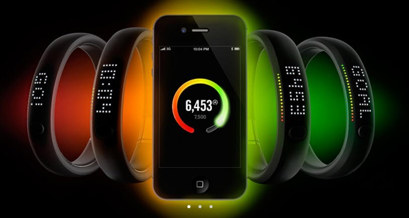 Nike+ FuelBand app updated with sleep tracking, calibration