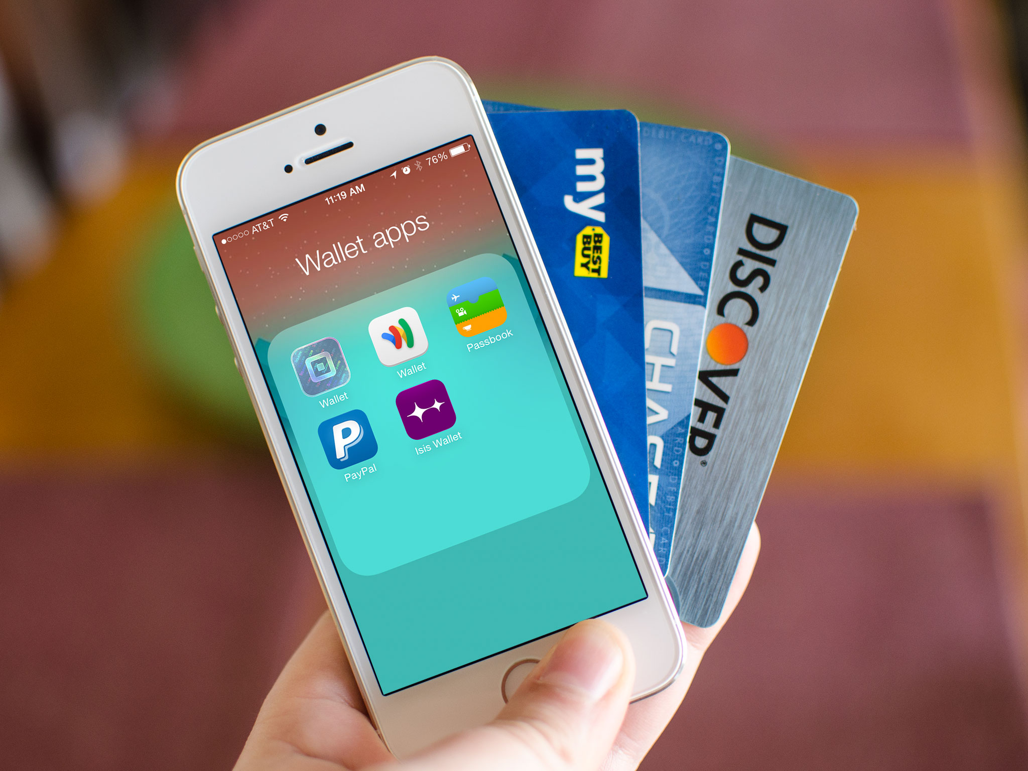 Best payment and wallet apps for iPhone: Square Wallet, PayPal, Passbook, and more!
