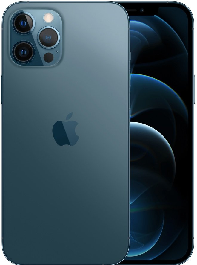 Iphone 12 Pacific Blue Final