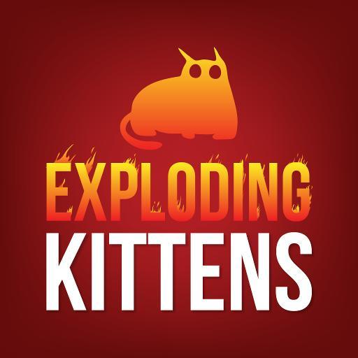Exploding Kittens App Icon