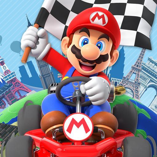 Mario Kart Tour App Icon