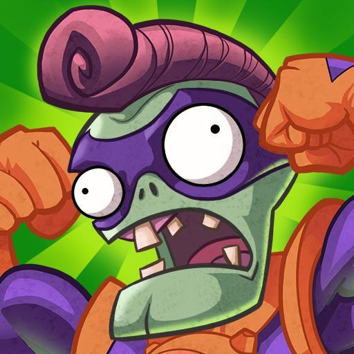 Plants Vs Zombies Heroes App Icon