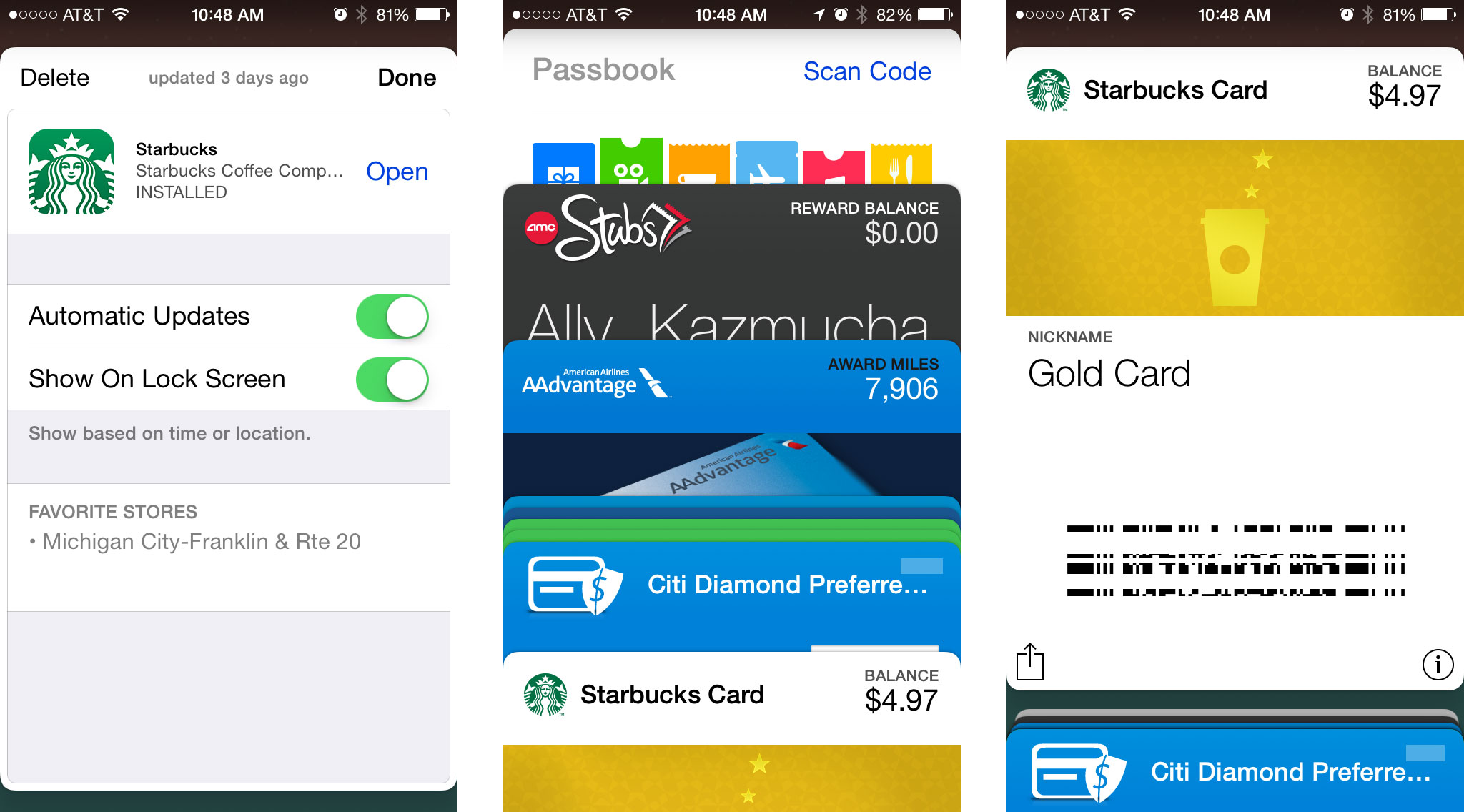 Best payment and wallet apps for iPhone: Passbook
