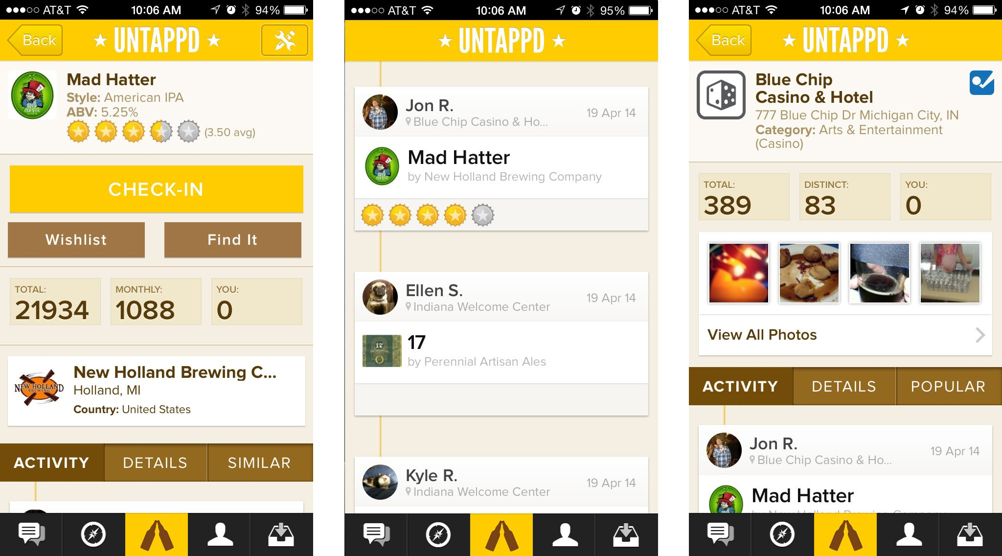 Best beer and wine apps for iPhone: Untappd