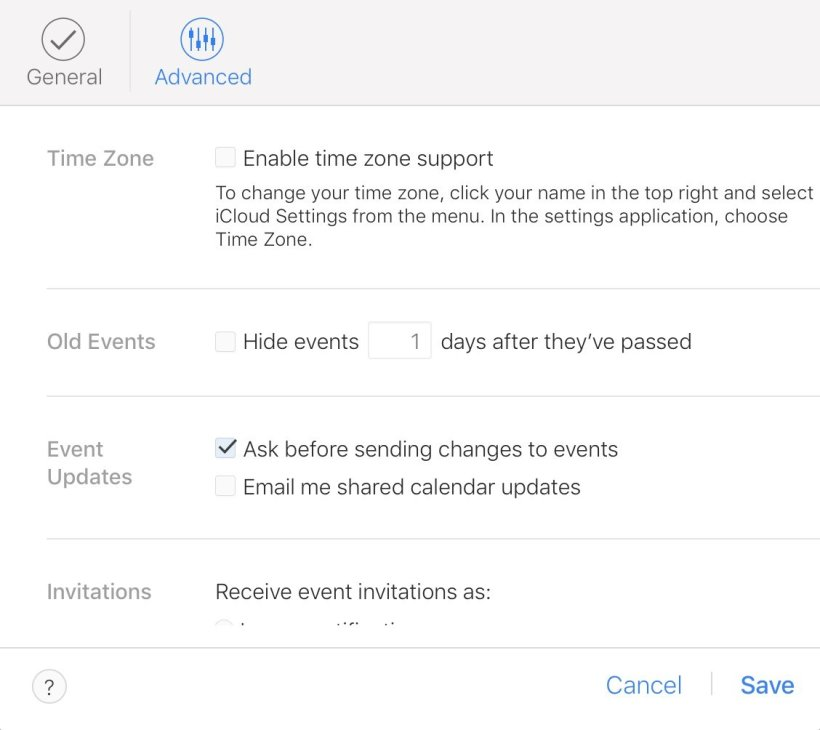 All Of Your Invitations Will Now Be Sent To Email Account Instead Directly Calendar You Can Simply Delete The Events That Are Spam