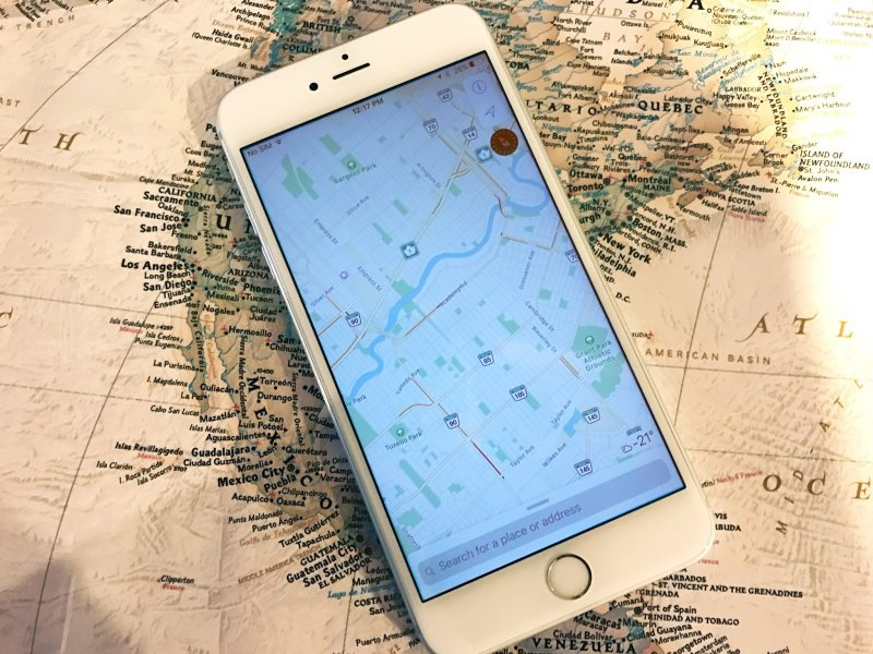 How to find locations and get directions with Maps on iPhone and     How to find locations and get directions with Maps on iPhone and iPad