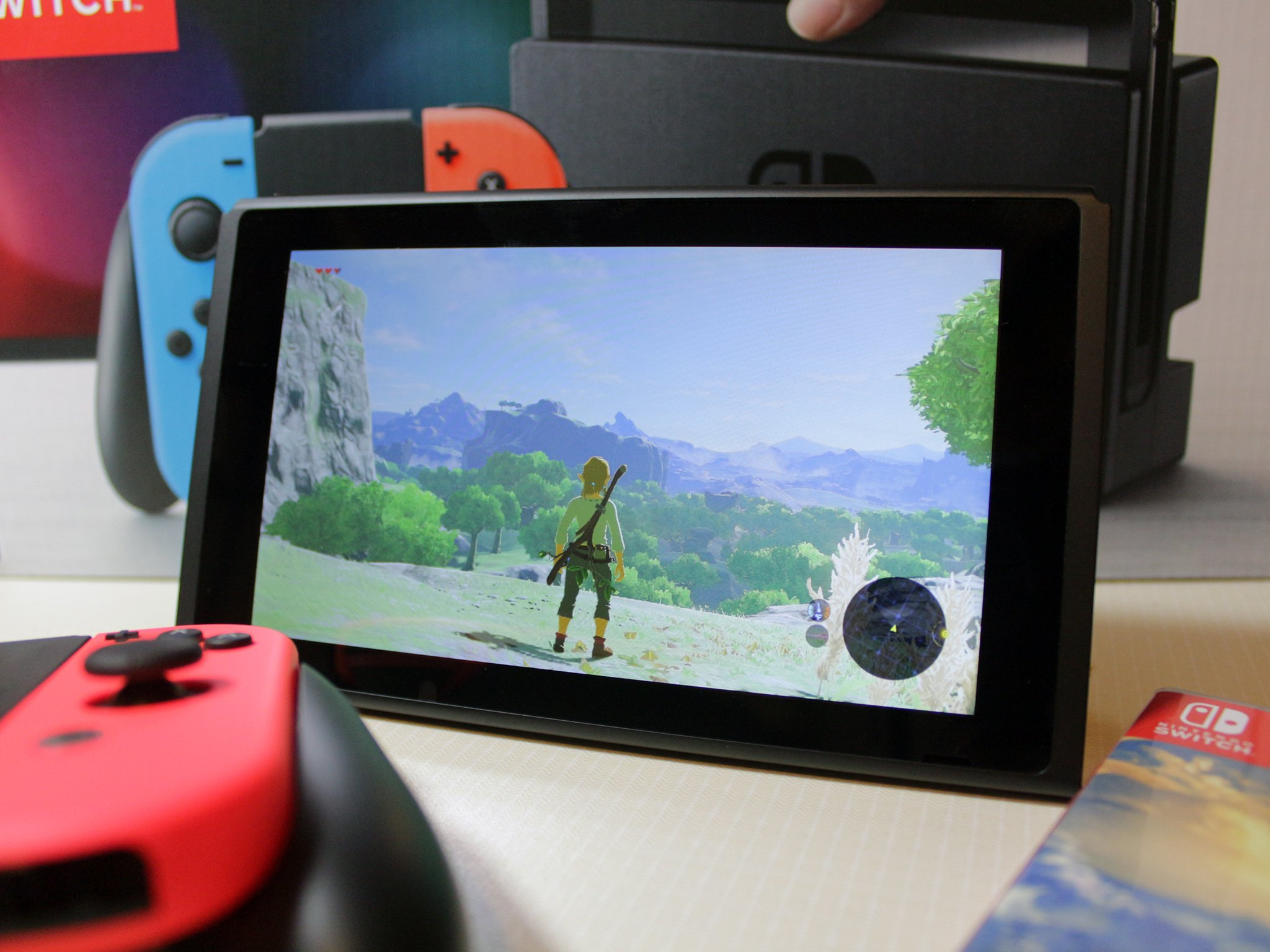 How To Take A Screenshot On Your Nintendo Switch IMore