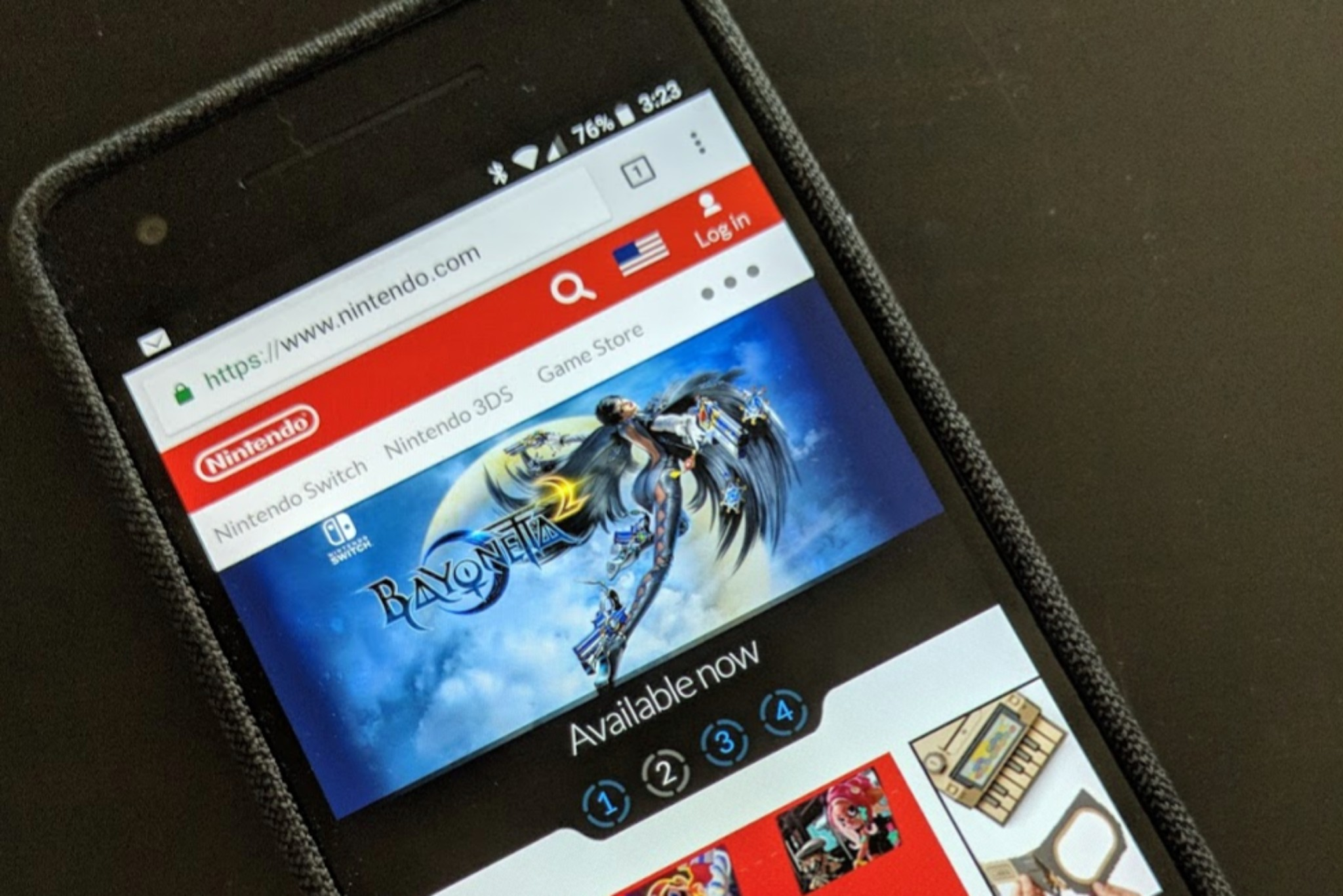 How to buy digital Nintendo Switch games from your phone   iMore How to buy digital Nintendo Switch games from your phone