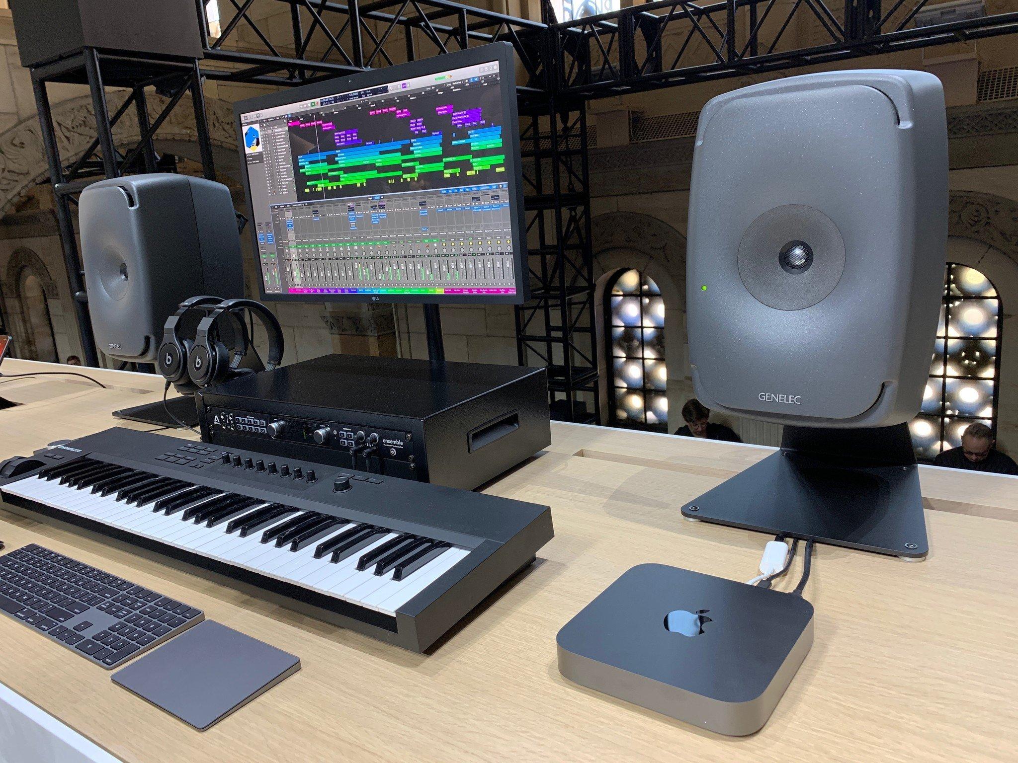 new mac mini 2018 hands on video imore