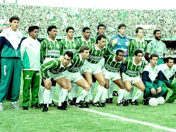 Esquadrão Imortal – Palmeiras 1993-1994