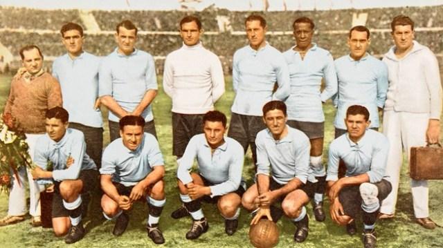 Seleções Imortais – Uruguai 1920-1930