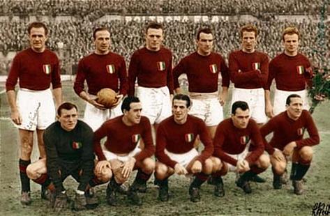 Esquadrão Imortal – Torino 1942-1949