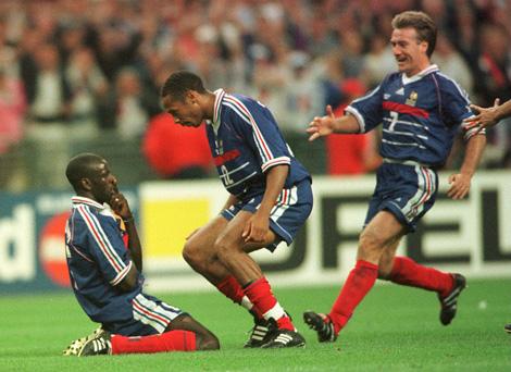 Seleções Imortais – França 1998-2000 - Imortais do Futebol 574721ce7e61a