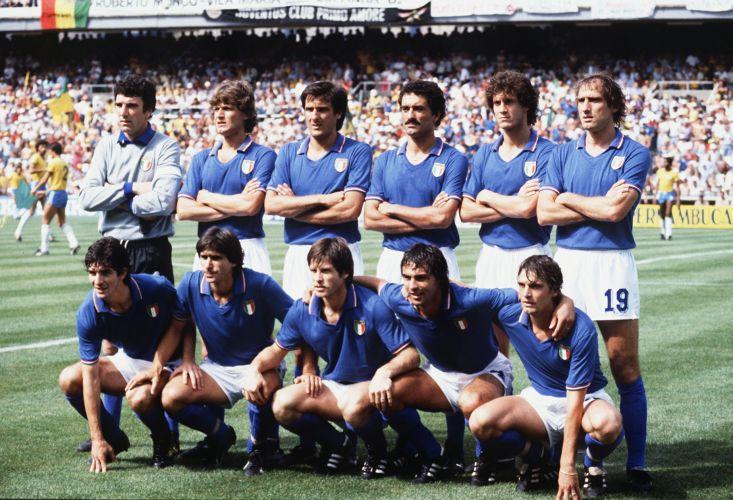 Seleções Imortais – Itália 1982 - Imortais do Futebol 88778d4e761d1
