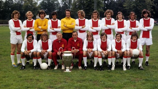 Esquadrão Imortal – Ajax 1970-1973