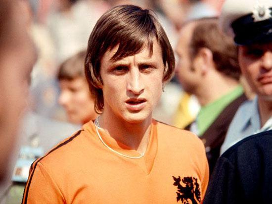 Craque Imortal – Johan Cruyff