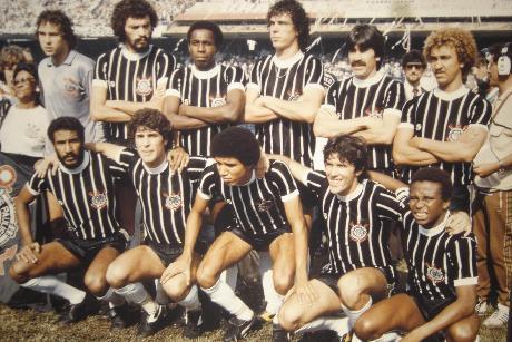 Esquadrão Imortal – Corinthians 1982-1984