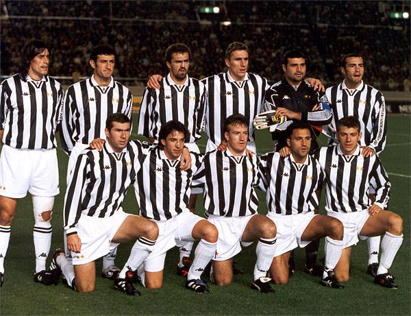 Esquadrão Imortal – Juventus 1994-1998