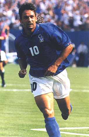 Craque Imortal – Roberto Baggio
