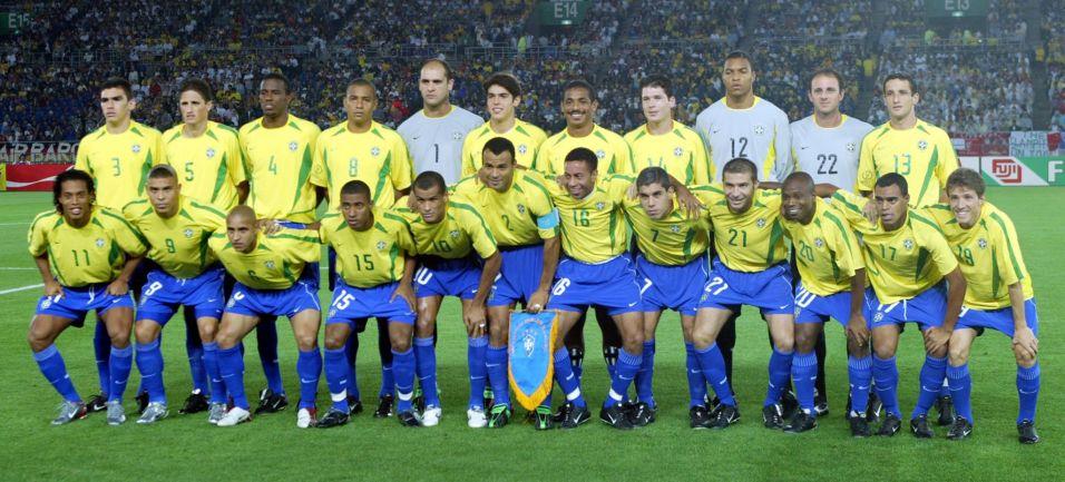 18d74c1c36 Seleções Imortais – Brasil 2002 - Imortais do Futebol