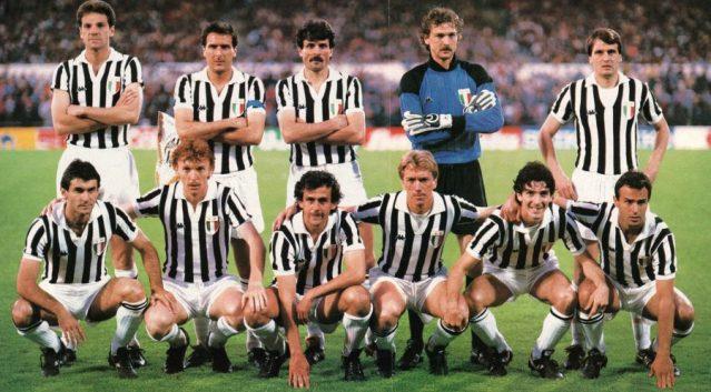Esquadrão Imortal – Juventus 1980-1986