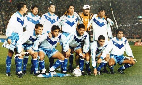 Esquadrão Imortal – Vélez Sarsfield 1993-1996