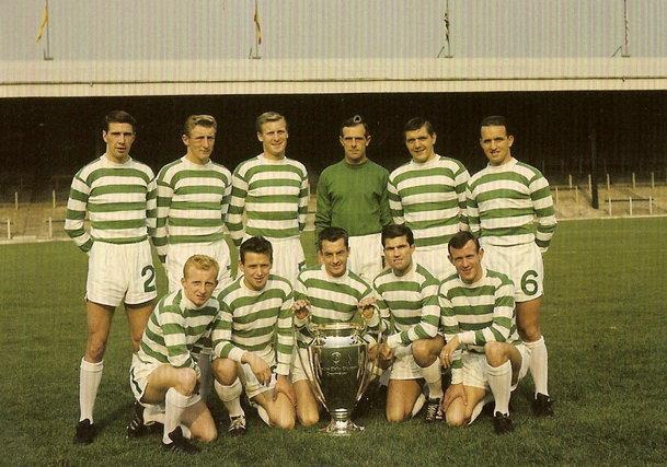 Esquadrão Imortal – Celtic 1965-1970