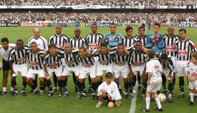 Esquadrão Imortal – Santos 2002-2004