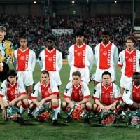 Esquadrão Imortal – Ajax 1993-1996