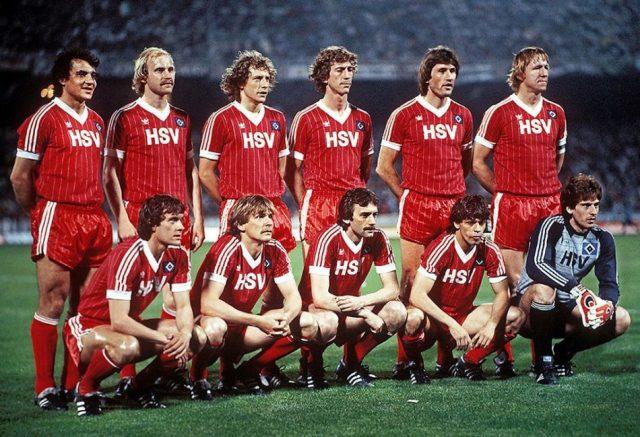 Esquadrão Imortal – Hamburgo 1981-1983