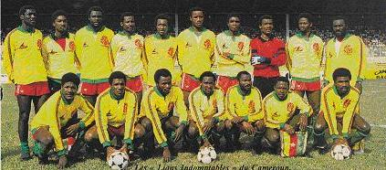 cameroon 1984