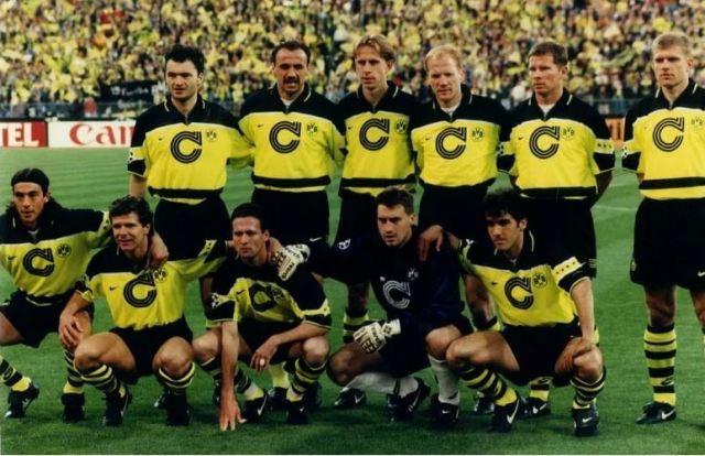 Esquadrão Imortal – Borussia Dortmund 1994-1997