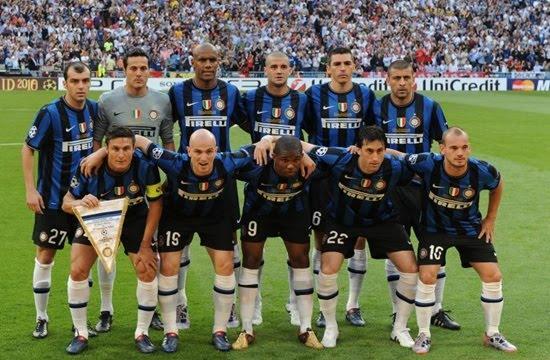 Esquadrão Imortal – Internazionale 2008-2010
