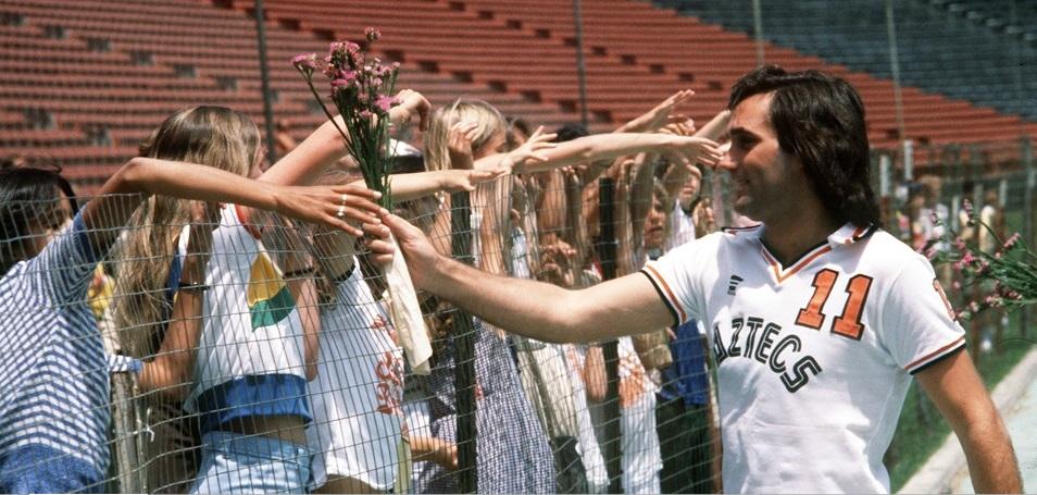Best nos EUA, em 1977: fãs por toda parte.