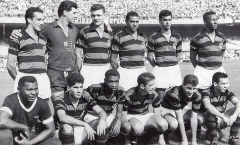 O time de 1961: eles sapecaram o Santos de Pelé por 5 a 1.
