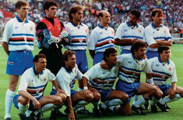 sampdoria1992