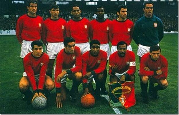 Seleções Imortais – Portugal 1966