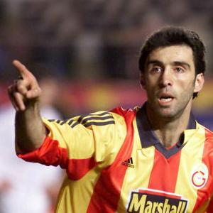 Hakan Sükur: artilheiro nato do Galatasaray.