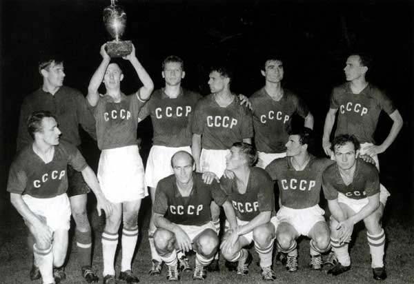 Seleções Imortais – URSS 1956-1962