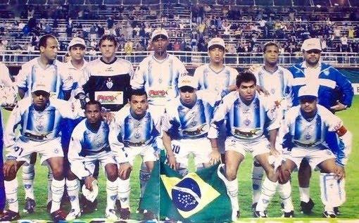 2003_Boca Juniors 0x1 Paysandu_Sergio Oliveira