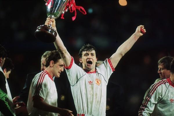 Hughes e a Recopa: título internacional histórico em 1991.