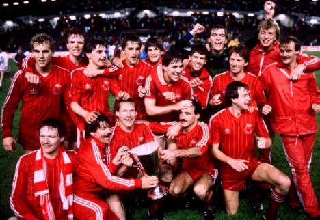 Soccer - European Cup Winners Cup - Final - Aberdeen v Real Madrid