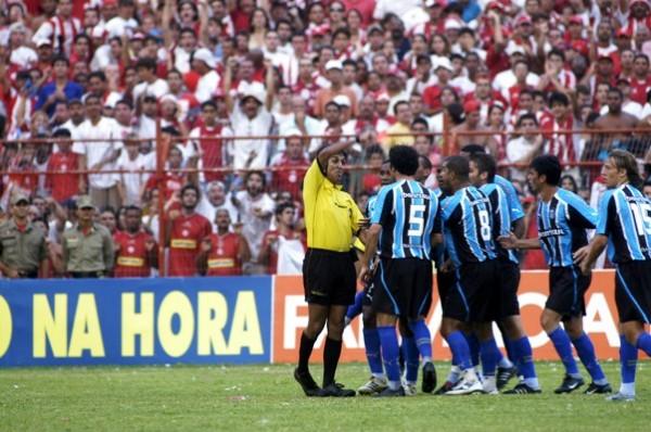 Jogos Eternos – Náutico 0x1 Grêmio 2005