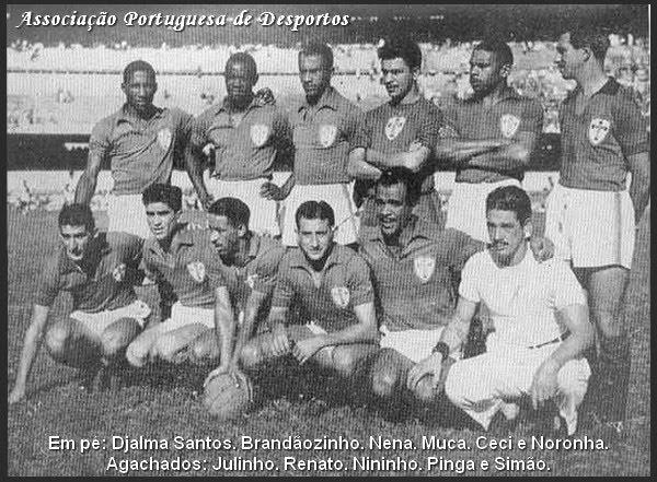 campeã de 1952