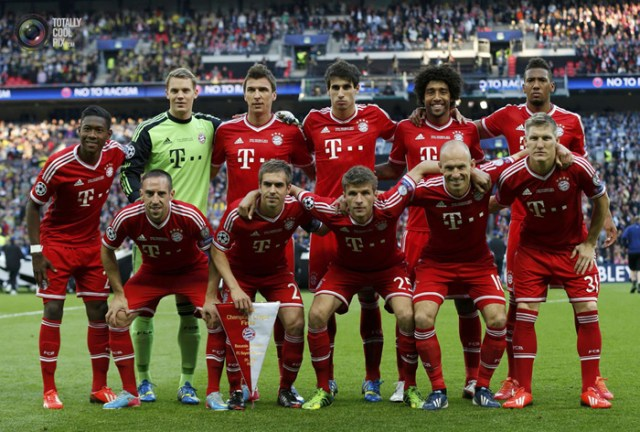 Esquadrão Imortal – Bayern München 2011-2013