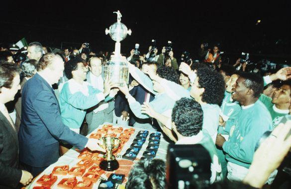 Nacional, campeón de la Copa Libertadores