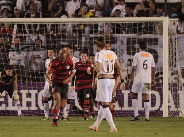 ... Para delírio do abusado Ronaldinho!