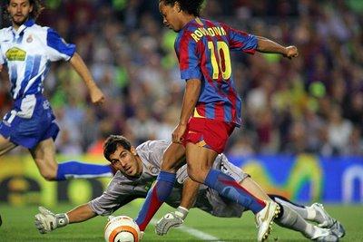 2005-2006 Barcelona Hom