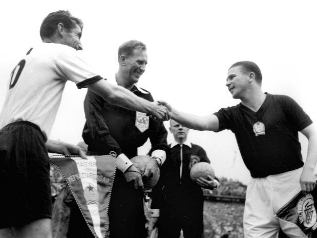Jogos Eternos – Alemanha 3×2 Hungria 1954